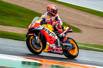 Marc MARQUEZ, Spain/Cheste, 2018
