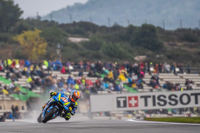 Alex RINS, Spain/Cheste, 2018