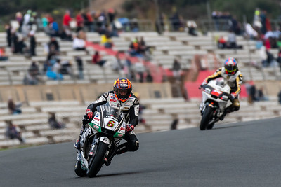 Stefan BRADL and Karel ABRAHAM, Spain/Cheste, 2018