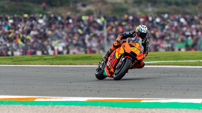 2018, MotoGP, Valencia GP, Qualification