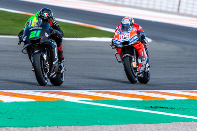 2018, MotoGP, Valencia Winter Testing Day 1