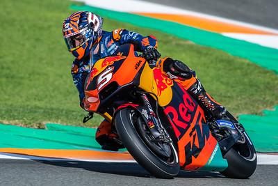 2018, MotoGP, Valencia Winter Testing Day 1
