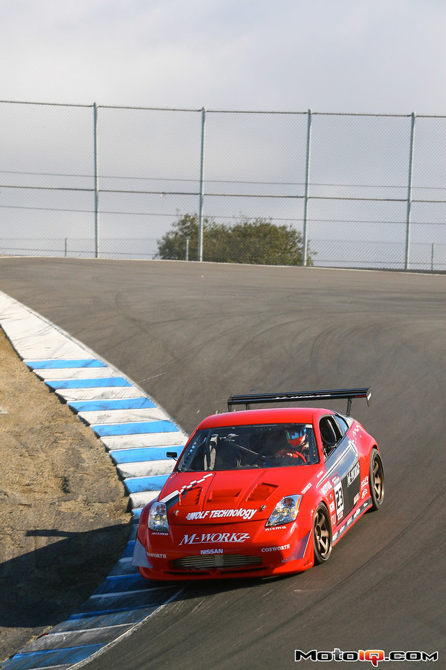 Fast Lap with Billy Johnson:  Laguna Seca