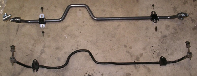 Project Racer Part 11: Grip Addiction; We Install Progress Sway Bars
