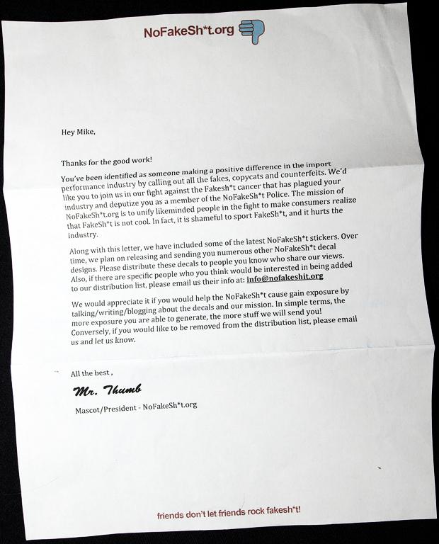 Revenge of the nerd- nofakeshit.org
