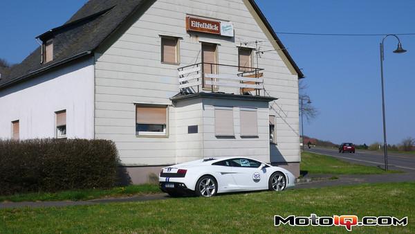 Nurburgring Rental Lamborghini