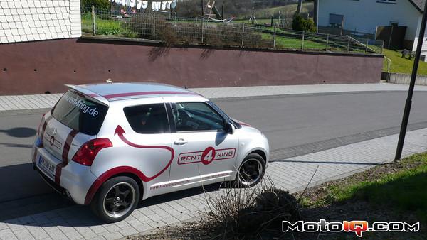 Nurburgring Rent 4 Ring Swift