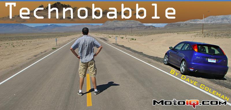 Technobabble lead