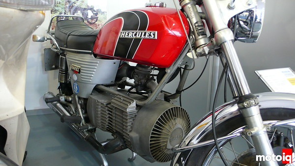 Hercules rotary motorcycle museum autovision germany