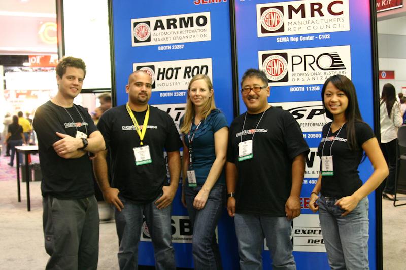 motoiq staff sema 2009