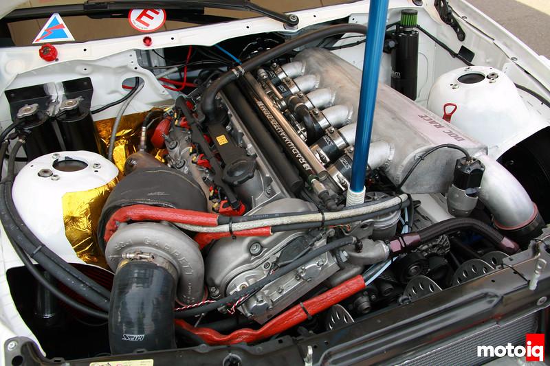 The Engines Of Formula Drift
