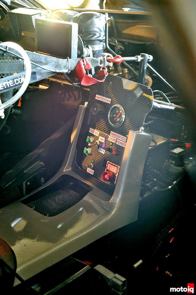 Sneak Peak: GM's ALMS GT Challenger, The Corvette C6.R