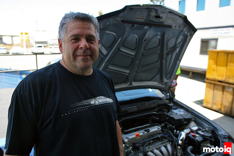 More Power for the APD Acura TSX K24 A2 Engine!