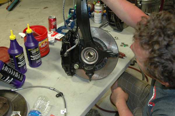 An Inexpensive Brake Kit Was Made With This Acura Caliper Which Just Hens To Be By Brembo Teamed Up S2000 Rotor
