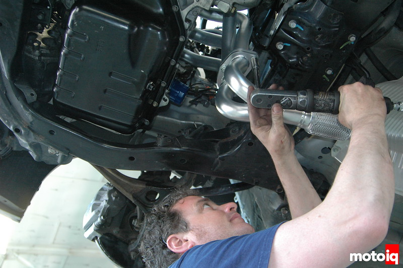 More Power for the APD Acura TSX K20 Engine!