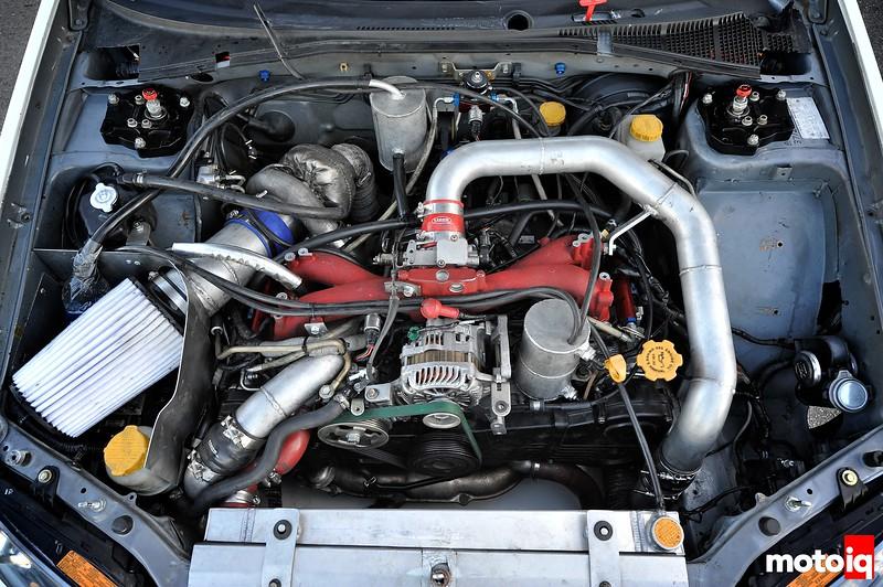 AQ Motorpsorts Subaru