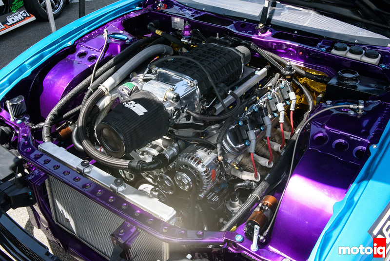 A Look Inside Alec Hohnadell S Get Nuts Lab Nissan By Motoiq
