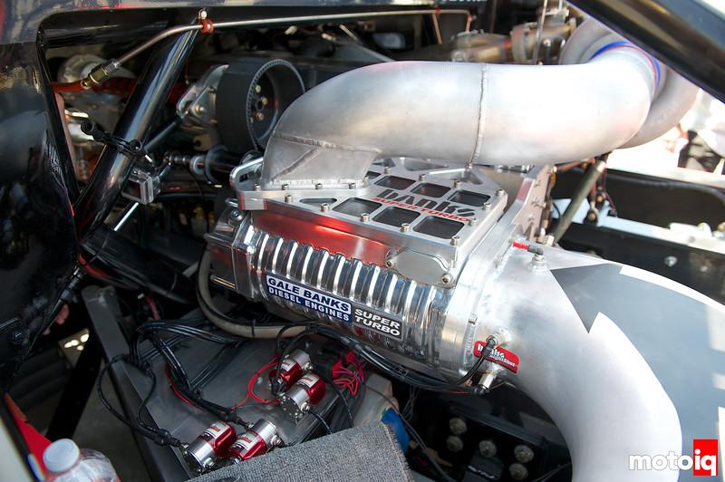 Gale Banks Super Turbo Diesel