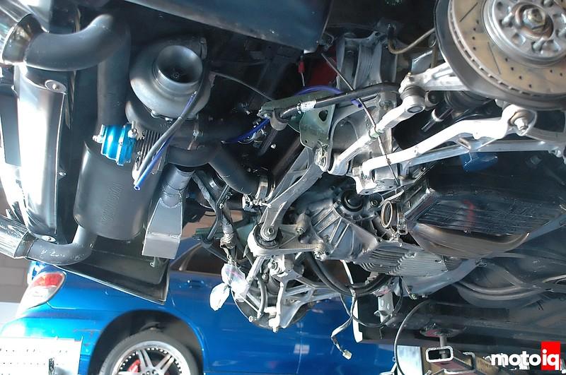FXMD Turbo for NSX