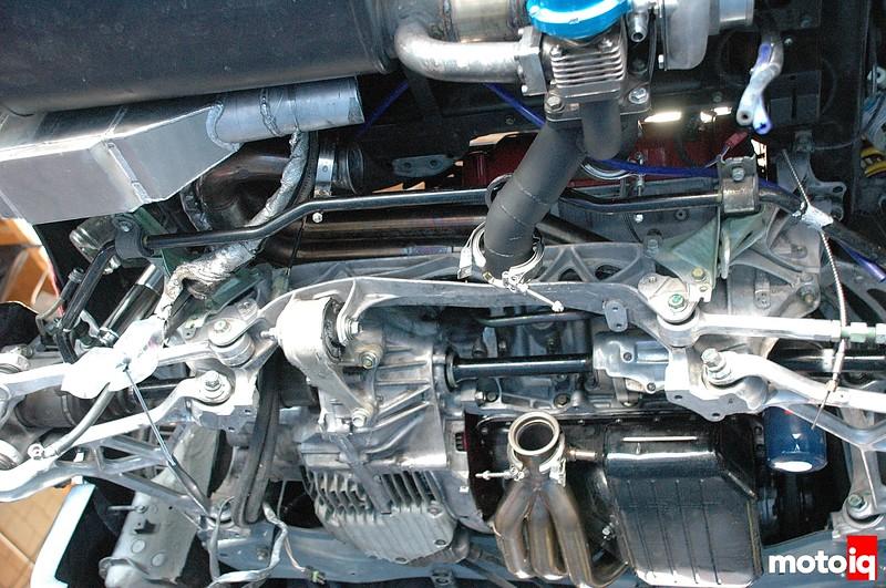 FXMD Turbo system