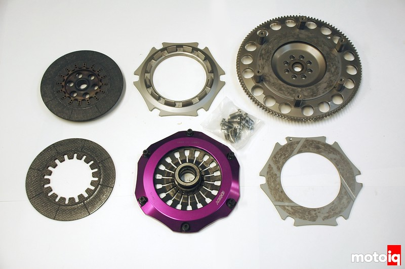 FXMD Turbo NSX RPS clutch
