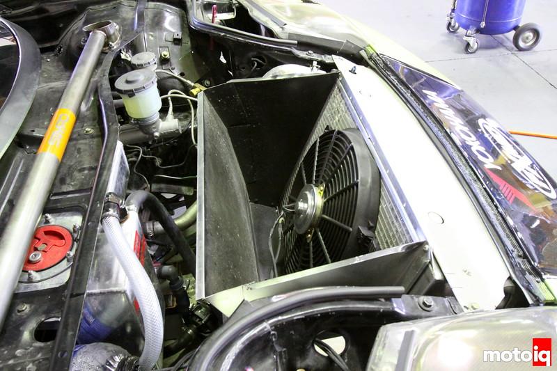 Radiator for Turbo NSX