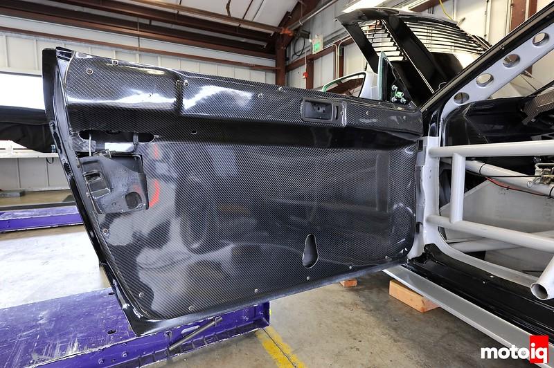 Sneak Peak: A Look Inside Brandon Davis' ACS Express Ford Mustang Cobra