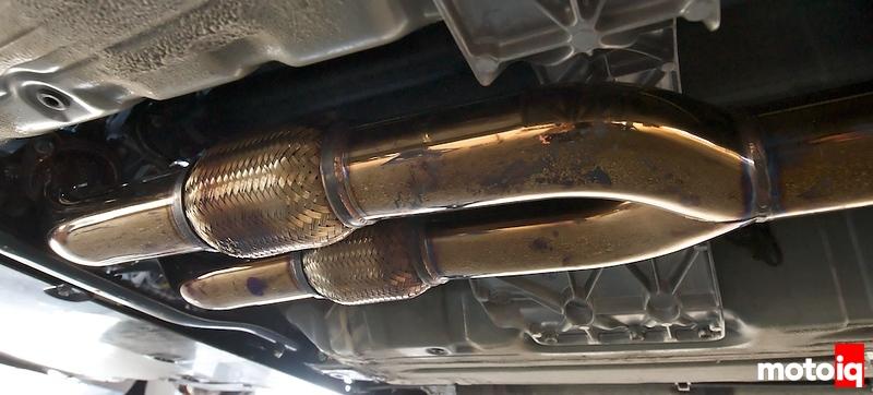 Cobb Nissan GTR Y pipe