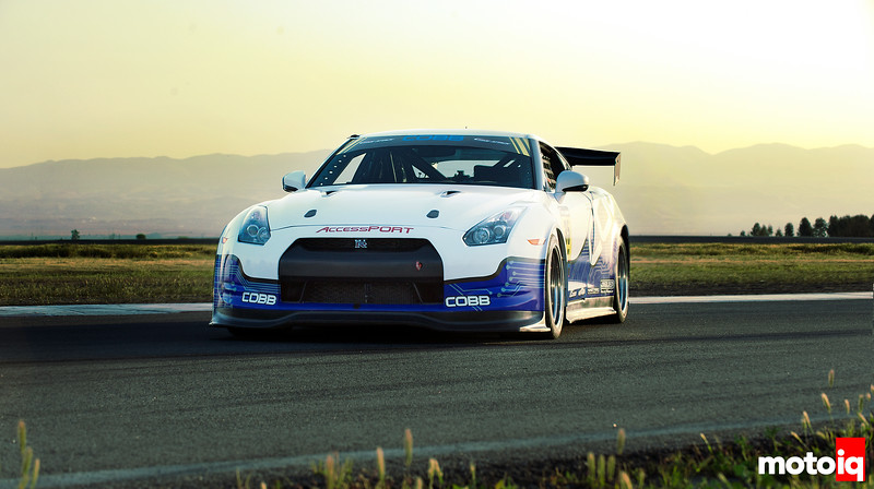 GOTO Racing, Cobb Motorsports Nissan GTR