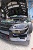 Cyber EVO head-lamps allow for air into the intake.<br /> <br /> CT9A, EVO, Lancer, Mitsubishi