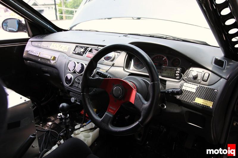Cockpit, Momo, Recaro, Takata<br /> <br /> CT9A, EVO, Lancer, Mitsubishi