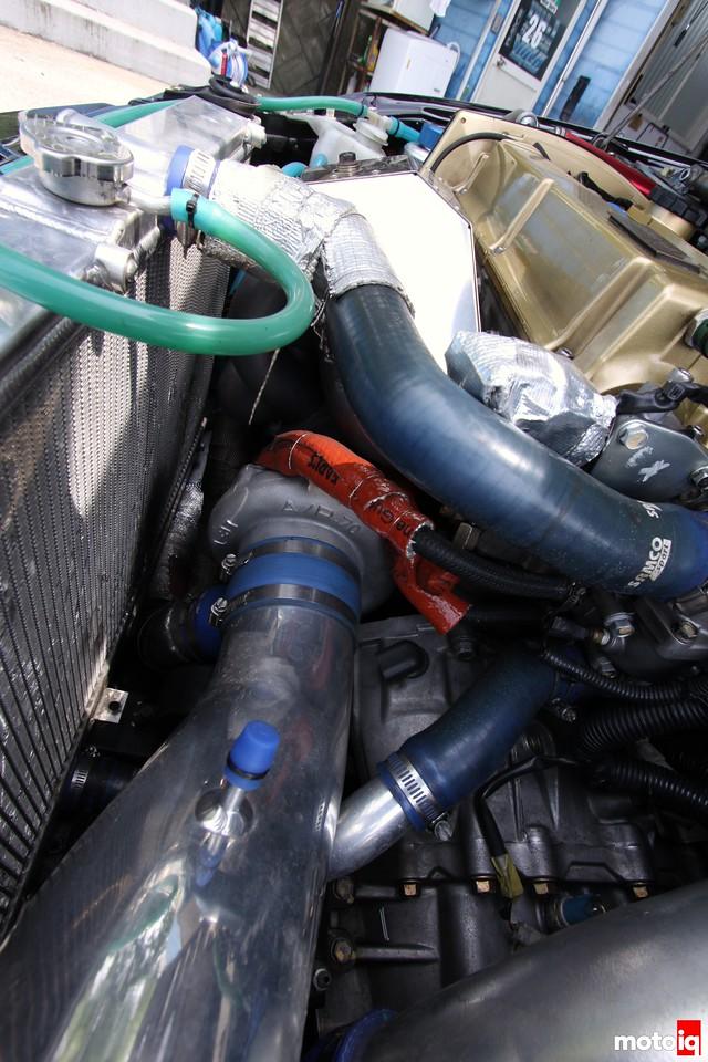 HKS 3240 turbo