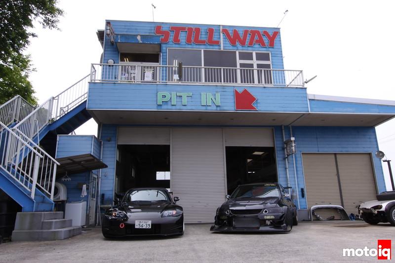 Mitsubishi Evo, Honda S2000