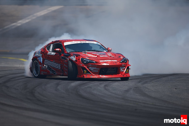 Out of the Meat Locker - Cameron Moore's Formula Drift Scion