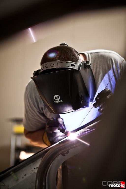 COBB Tuning 2012 Ford Focus TIG Welding