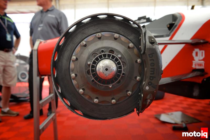 indycar brakes indycar brake rotor