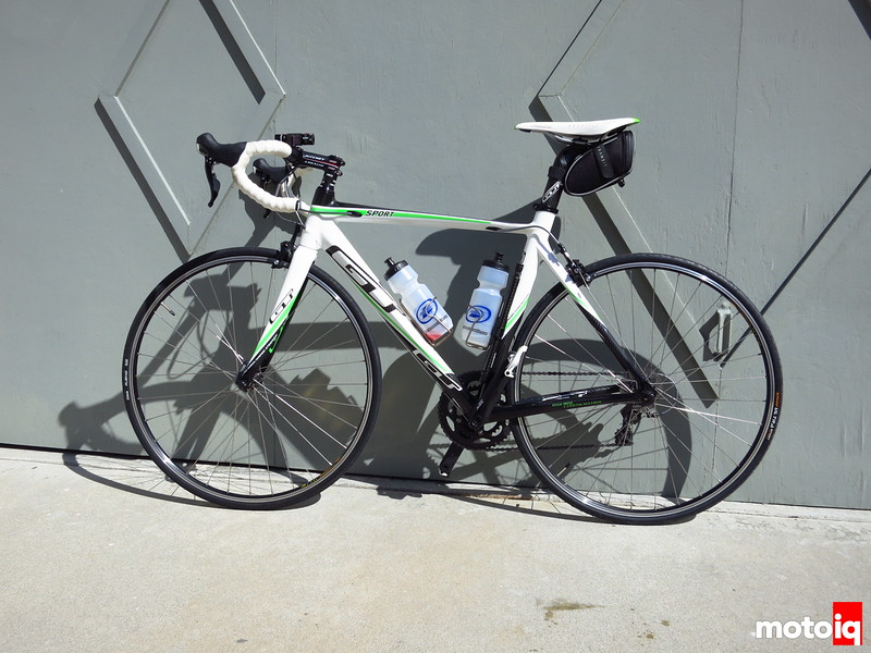 Last Year In 2012, I Picked Up A 2011 Model Year GT GTR Sport Road Bike  Which Has A Full Carbon Fiber Frame. It Wasnu0027t Exactly Chump Change, ...
