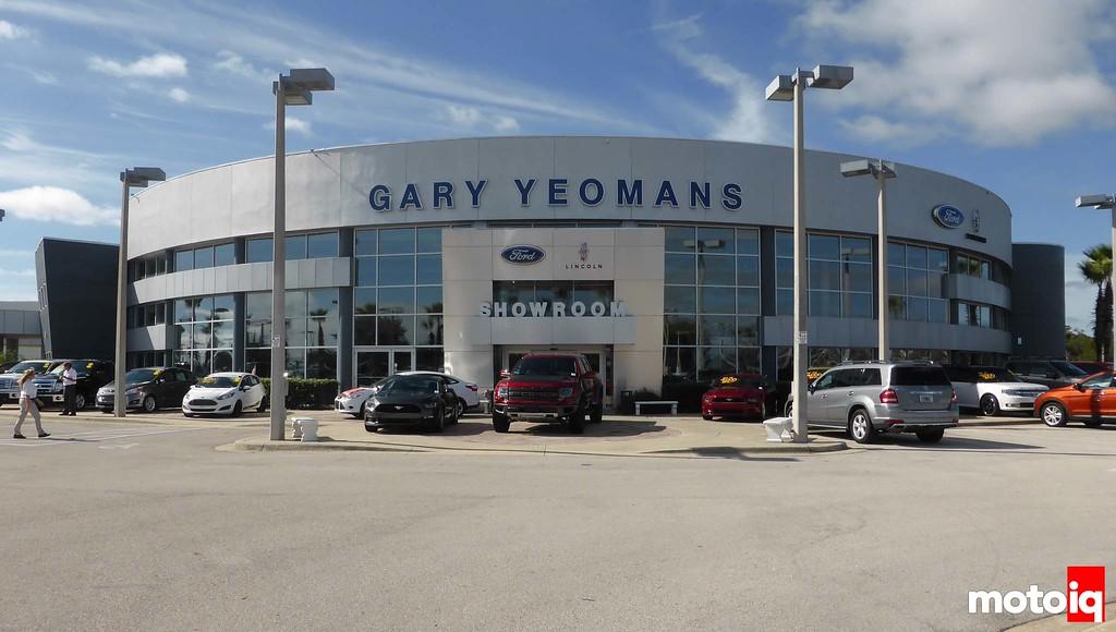Gary Yeomans