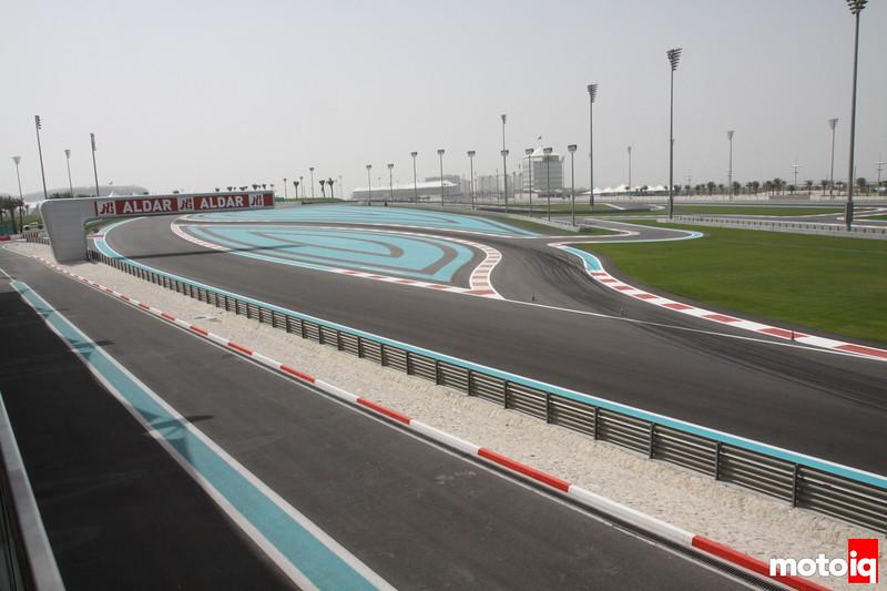 formula d Abu Dhabi