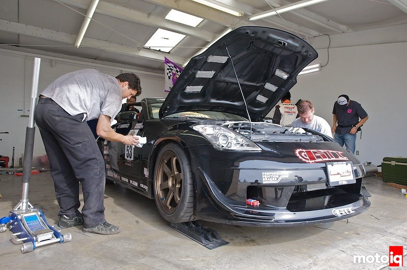 Dai Yoshihara time attack 350z