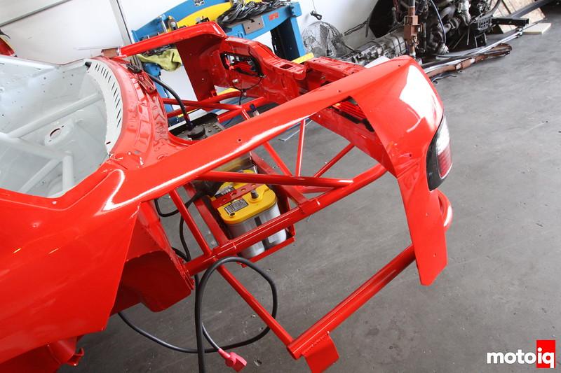 An early look at Dai Yoshihara's 2011 Formula D ride