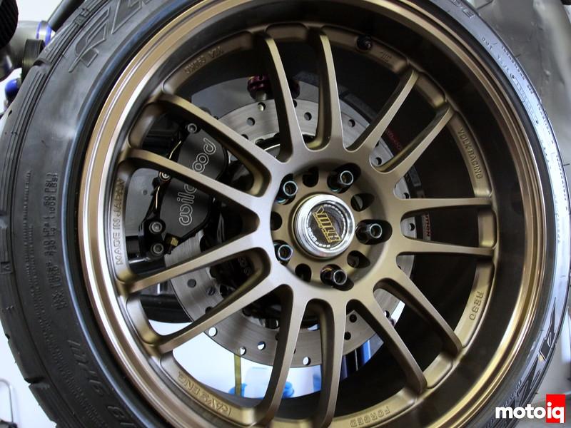 Dai Yoshihara Discount Tire Falken LS powered Nissan S13 2010