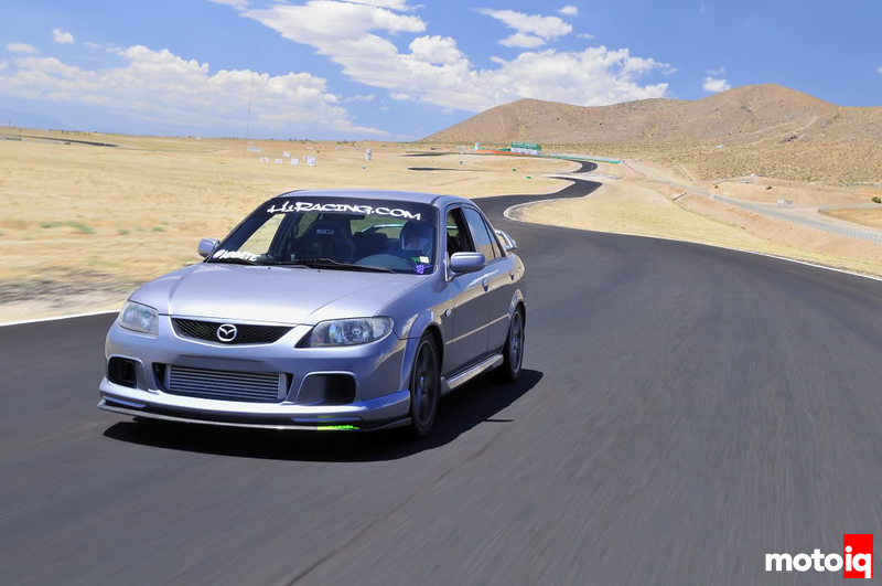 Michele Abatte Mazdaspeed Protege