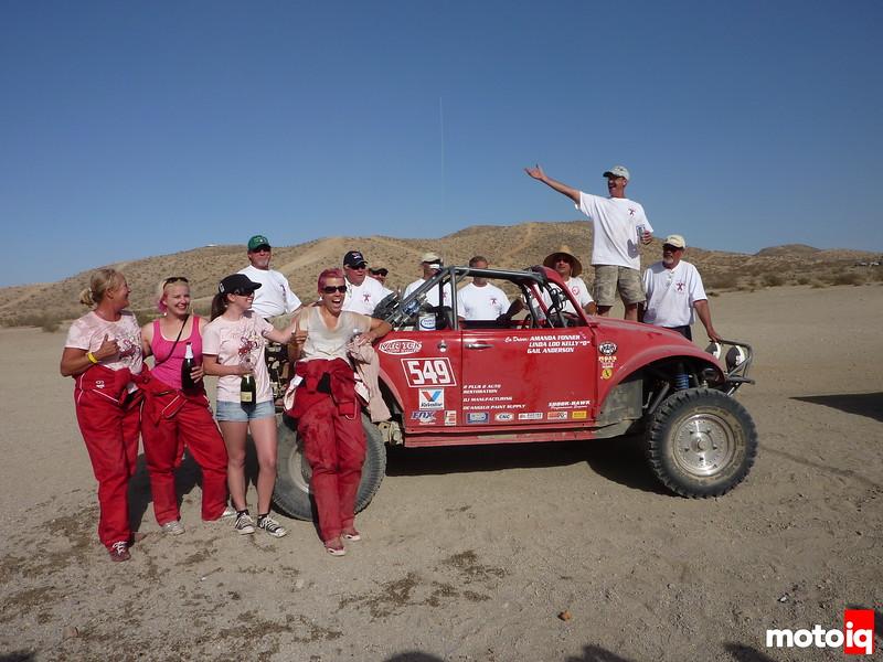 Hall Ass Racing crew