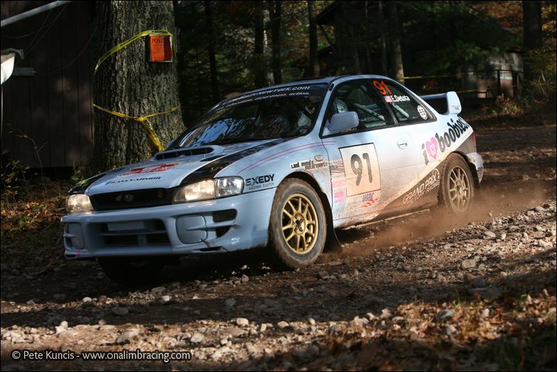 Erika Detota Subaru WRX