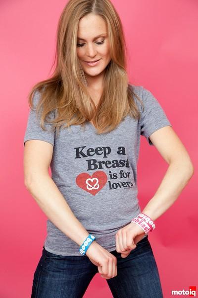 Erika Detota Keep a Breast