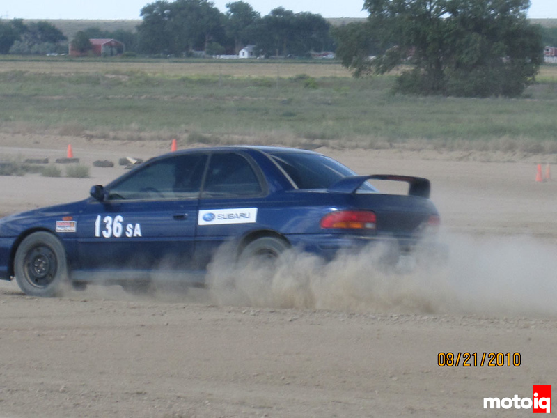 SCCA Rallycross