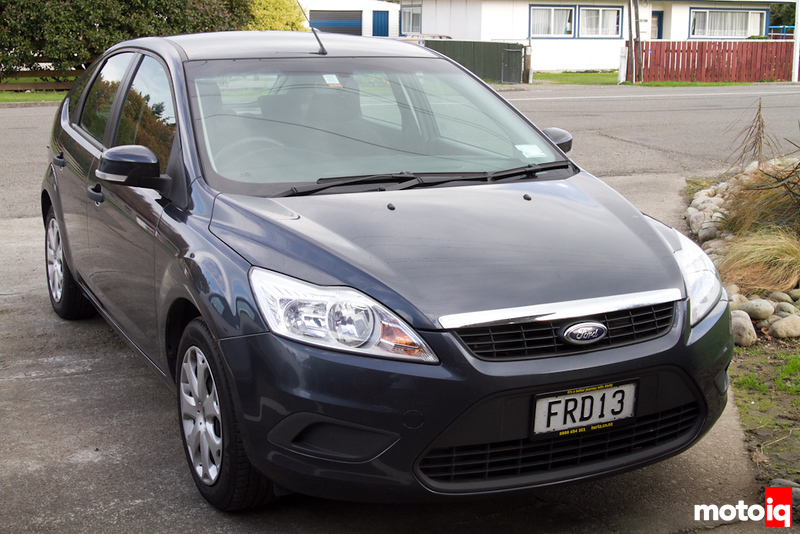 Rental Ford Focus