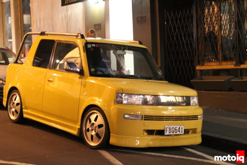 Auckland truck