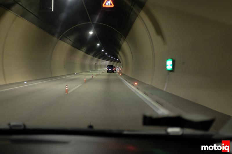 austrian tunnel